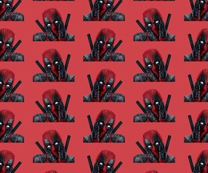 deadpool, movie, and pattern image