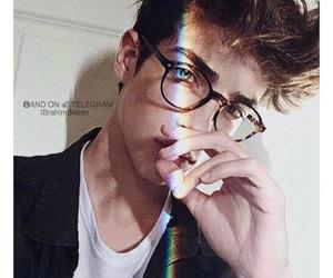 boy, glasses, and manu rios image