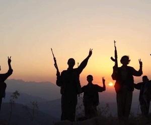 azadi, guerilla, and kurdistan image