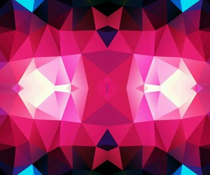 black, blue, and pink image