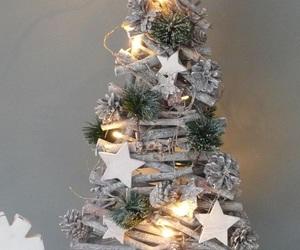branches, christmas, and christmas tree image