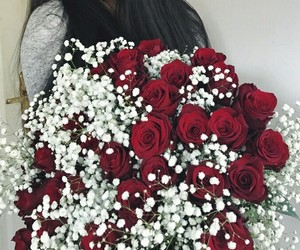 20, roses, and brithday image