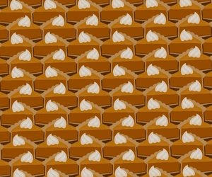 background, pattern, and pie image
