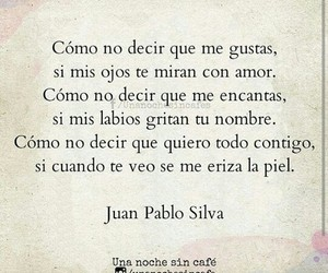 amor, eyes, and frases image