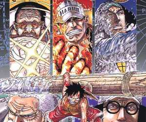 manga and one piece image