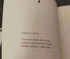 heart, mind, and quotes image