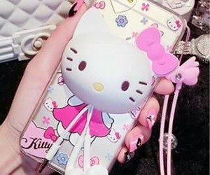 case, pink, and girls image
