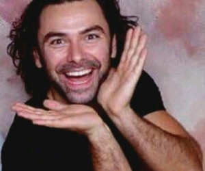 funny, aidan turner, and kili image