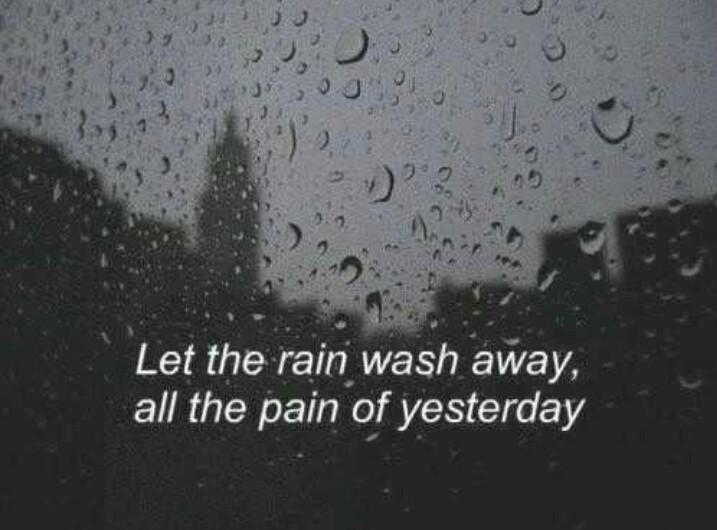Rain Is Beautiful Shared By Alexandra On We Heart It