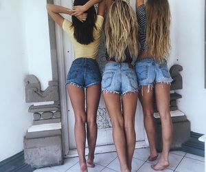 style, friends, and cool image