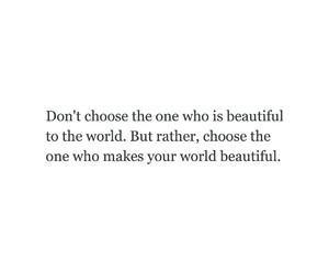 beautiful, make, and choose image