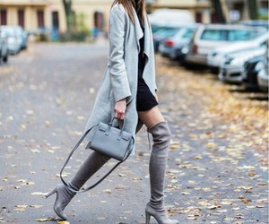 fashion, outfit, and clasy image