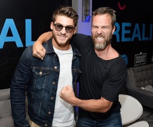 cody christian and jr bourne image