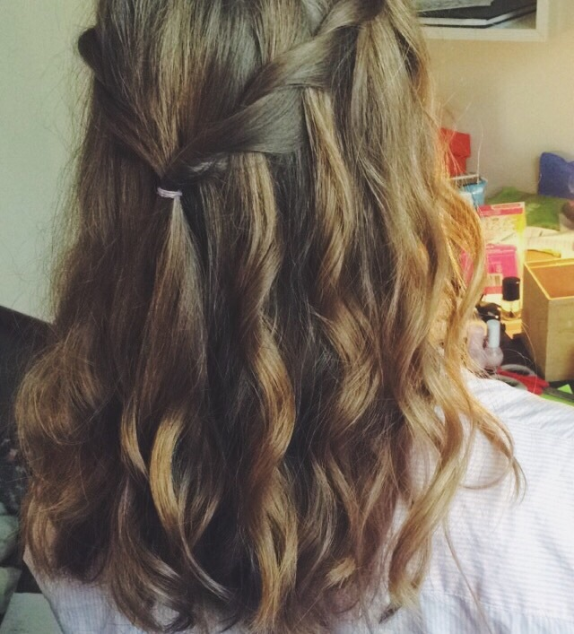 Had My Hair Done By A Friend Selfmade 2015