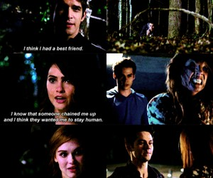 Collage, teen wolf, and tyler posey image