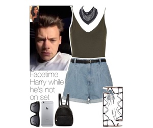 moda, ropa, and Harry Styles image