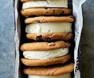 ice cream and food image