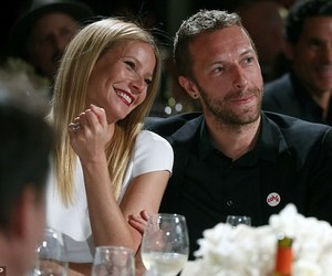 chris, coldplay, and gwyneth image