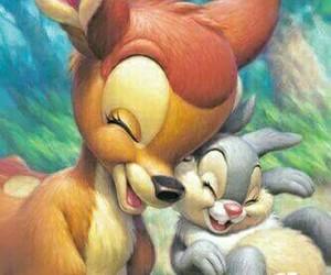 disney and bambi image