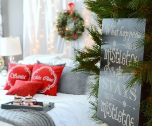 christmas and room image