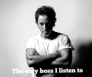 boss, quotes, and rock image