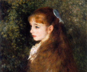 art, Renoir, and painting image