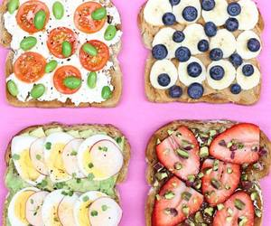 care, comida, and fitness image