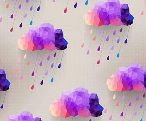 wallpaper, clouds, and rain image