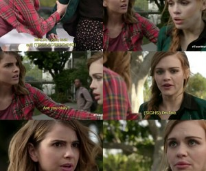 teen wolf, superposition, and lydia martin image