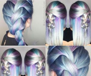 fashion, style, and wigs image