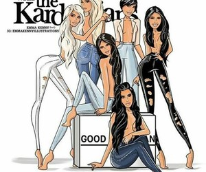 kardashians and kylie jenner image