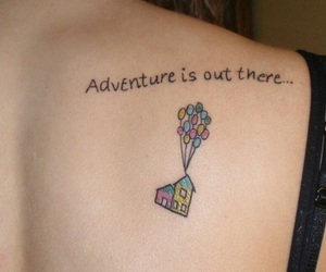 tattoo and balloons image