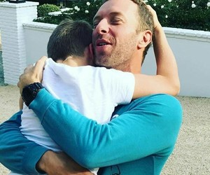 beautiful, child, and coldplay image