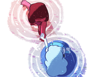 fusion, ruby, and love image