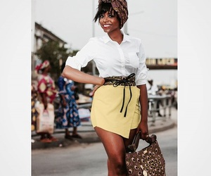 africa, African, and african fashion image