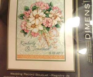 dimensions, counted cross stitch, and etsy image