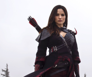arrow and nyssa al ghul image