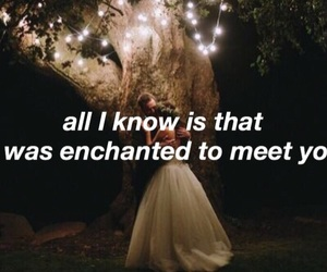 aesthetic, enchanted, and song image