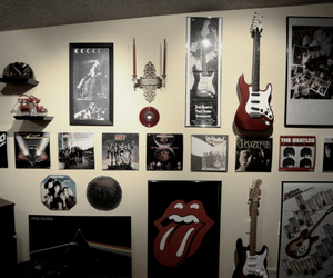 band, rock, and tumblr image