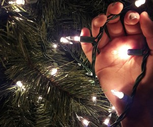 christmas and cold image