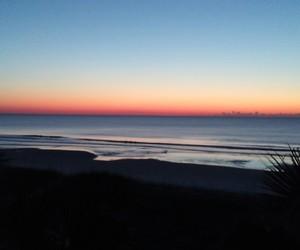 beautiful, sunset, and florida image