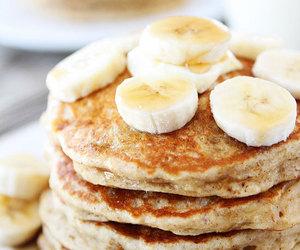 banana, delicious, and food image