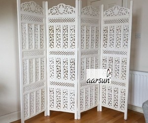 room divider, partition screen, and wooden room dividers image