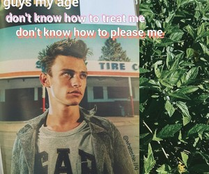 quote, hey violet, and thomas doherty image