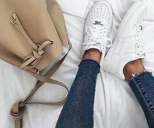 bag, bolsa, and shoes image