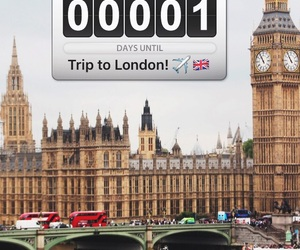 adventure, holiday, and london image