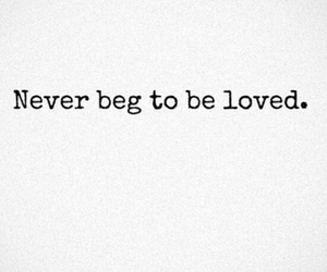 love, beg, and frases image