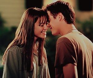 love, A Walk to Remember, and couple image