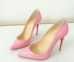 shoes and pink image