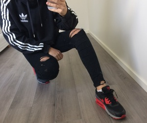 adidas, shoes, and tanned image
